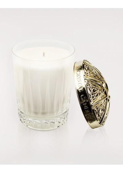 Pomarańcza i Grejpfrut Olejki Eteryczne Crystal Candles świeca zapachowa w krysztale Elegancka świeca Anthony regular