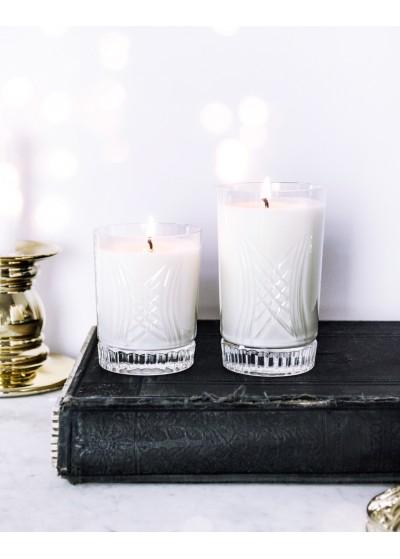 Sweet Sandalwood Crystal Candles Scented Soy Candles Gustav medium