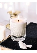 Cedarwood Rosemary Patchouli Crystal Candles Scented Soy Candles Victoria regular